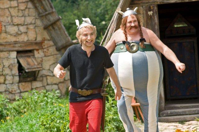 Astérix et Obélix: au service de sa majesté... (Photo fournie par la production)