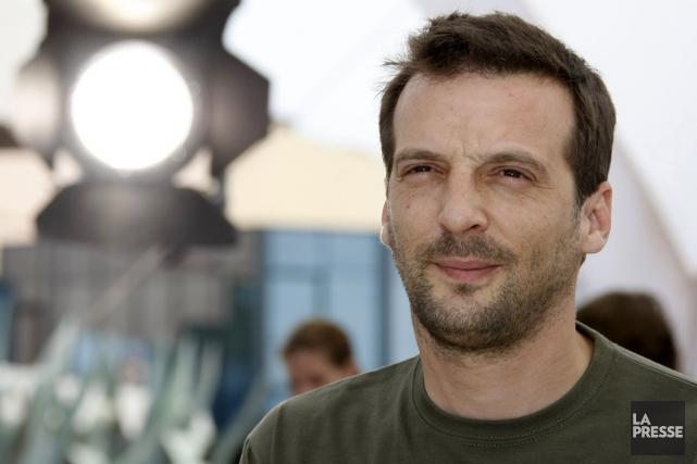 Le réalisateur et acteur Mathieu Kassovitz.... (PHOTO ERIC GAILLARD, REUTERS)
