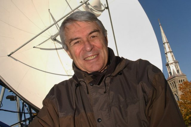 Richard Garneau en 2006.... (Photothèque La Presse)