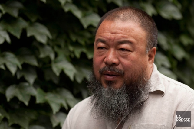 Ai Weiwei... (Photo: archives AFP)