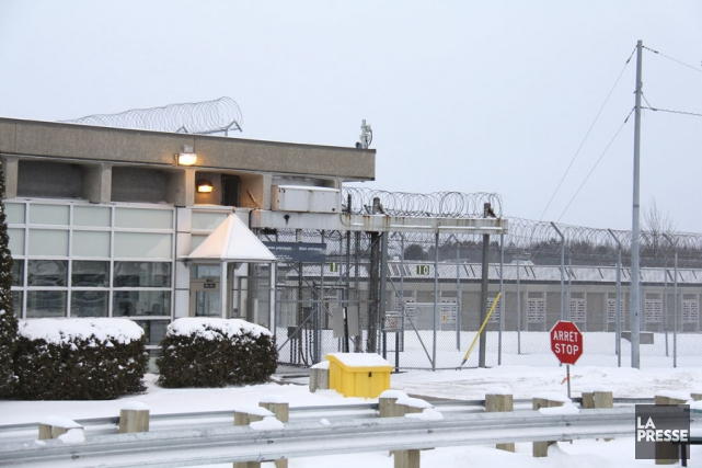 L'agrandissement du Centre correctionnel de Cowansville a propulsé... (photo archives La Voix de l'Est)