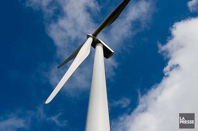 Invenergy Wind LLC demeurera l'actionnaire majoritaire du portefeuille... (Photothèque Le Soleil)