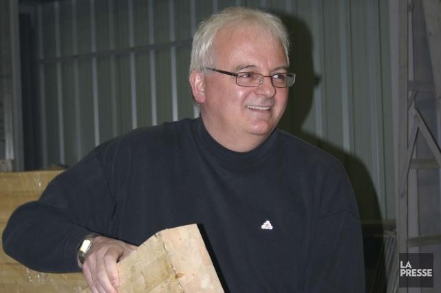 Jean Pouliot, président de l'Association de la construction... (Photo courtoisie ACQ)
