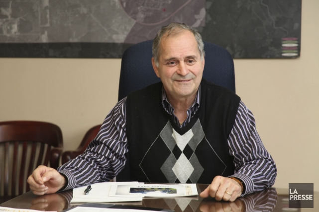 Le maire Arthur Fauteux estime que la Ville... (photo Alain Dion, archives La Voix de l'Est)