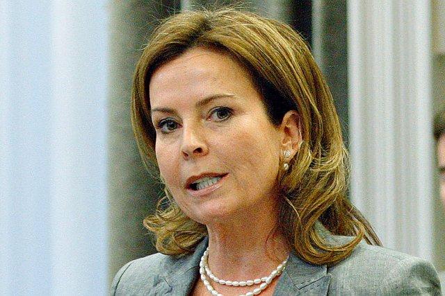 Anne Guérette... (Photothèque Le Soleil, Patrice Laroche)