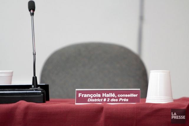 Le conseiller municipal du district des Prés à... (Étienne Ranger, LeDroit)