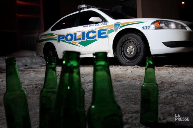 Si le service de police est satisfait de... (Étienne Ranger, LeDroit)
