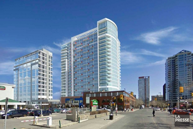 Le marché By pourrait compter un complexe hôtelier... (Photo courtoisie)