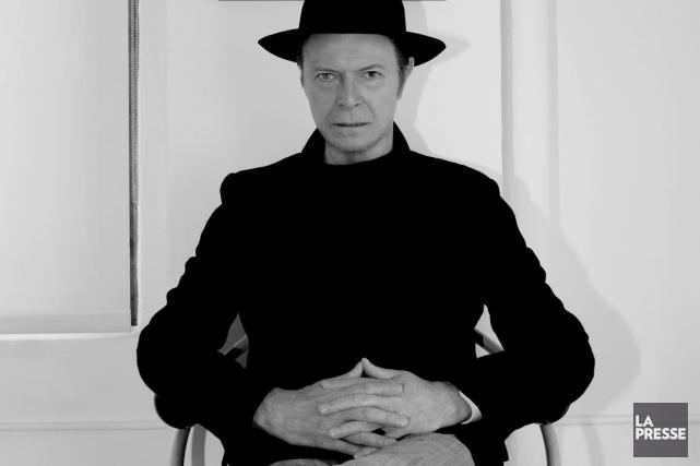 David Bowie a lancé une nouvelle chanson intitulée... (Photo fournie par Sony Music)