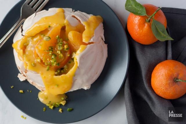 La clémentine est le fruit que je suis le plus impatiente de manger lorsque...