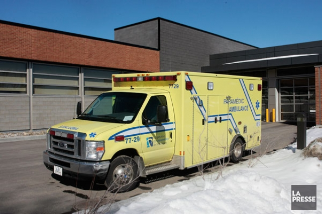 Un mot: Ambulance (Archives, LeDroit)