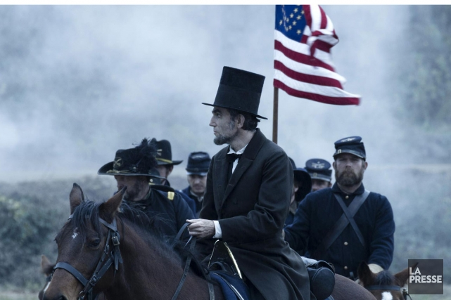 Le film Lincoln a obtenu dix nominations au...
