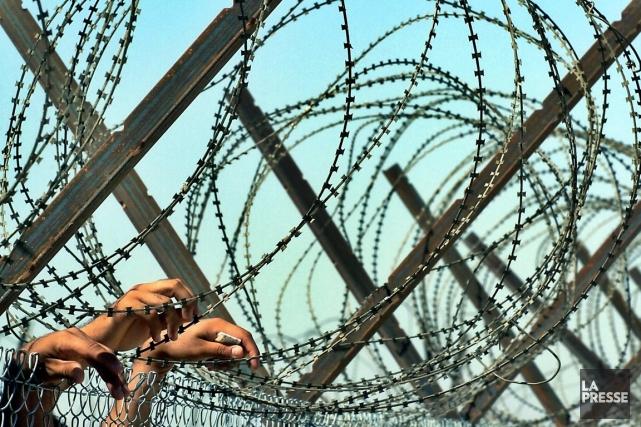 La prison Abou Ghraib avait défrayé la chronique... (PHOTO JEWEL SAMAD, ARCHIVES AFP)