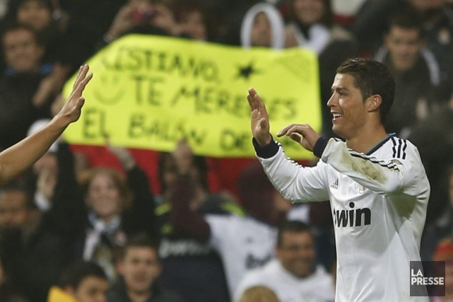 Cristiano Ronaldo... (Photo Juan Medina, Reuters)