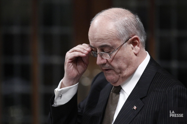 Julian Fantino... (Photo: ARCHIVES Reuters)