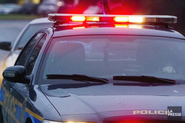 Le porte-parole de la police d'État, Carl Christensen,... (Photo archives Reuters)