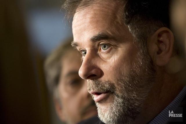 Le ministre de l'Enseignement supérieur, Pierre Duchesne, ne... (Photo archives La Presse Canadienne)