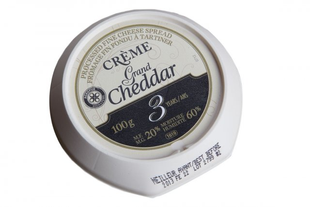 Crème grand cheddar 3 ans.... (Photo : Olivier Pontbriand, La Presse)