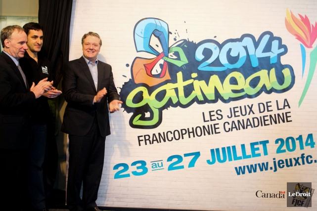 Le comité organisateur des Jeux de la francophonie... (Patrick Woodbury, LeDroit)