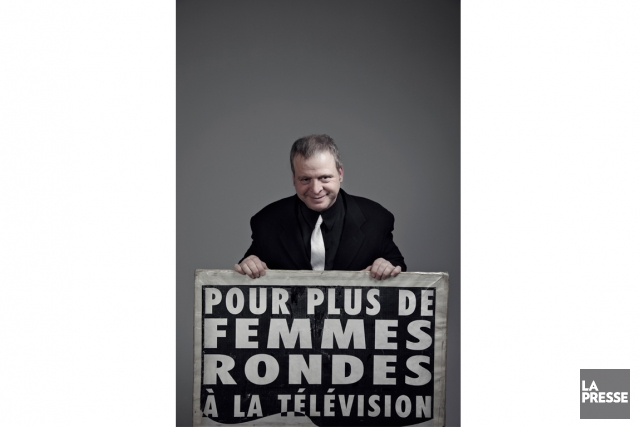 José Breton... (Photo Sylvain Dumais, Urbania)