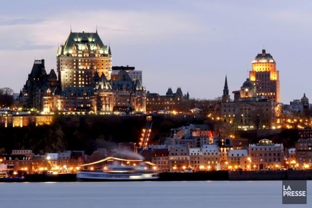«On ne peut pas parler de la performance touristique 2013 de Québec sans  tenir...