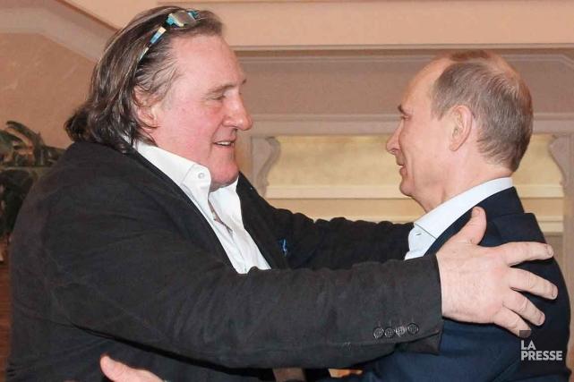 «Vive Poutine! La Russie est une grande démocratie»,... (Photo : archives AFP)