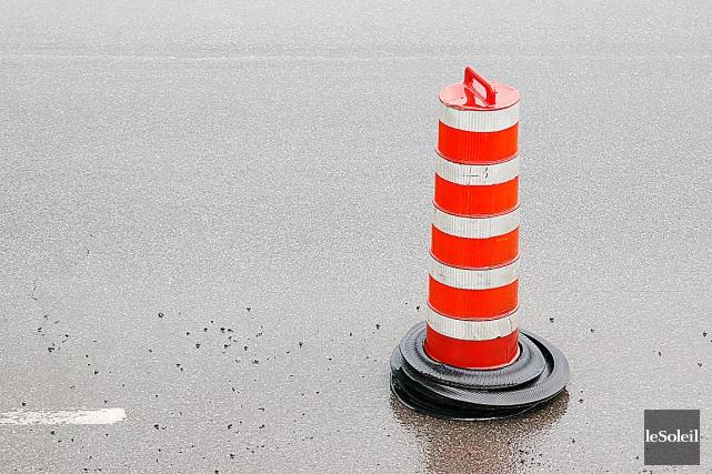 Le ministère des Transports avise les automobilistes qu'il procédera à des... (Photothèque Le Soleil)