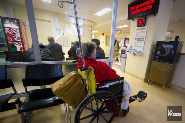 Le plan de modernisation de l'Hôpital de Lachine,... (Photo: André Pichette, La Presse)