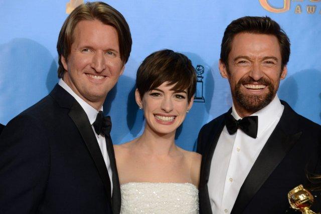 Le directeur du film Les Misérables, qui a... (Photo: AP)
