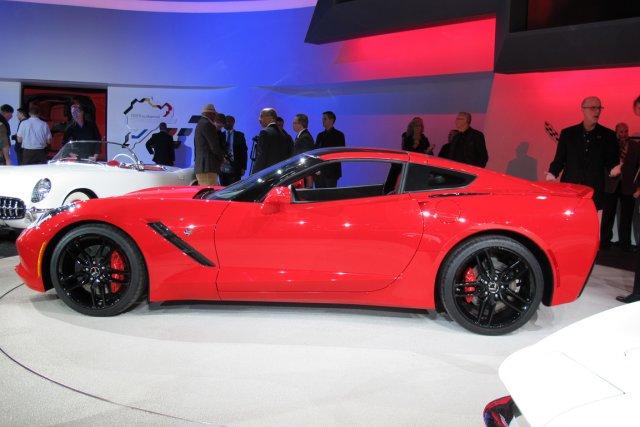 Les connaisseurs savent depuis longtemps que la Corvette... (Photo : Pierre-Marc Durivage, La Presse)
