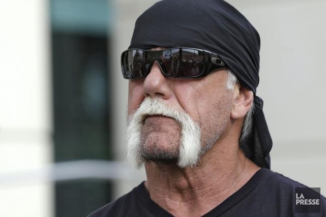 Hulk Hogan... (Photo: archives AP)
