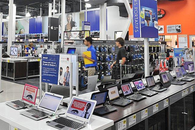 L'ordinateur personnel traditionnel continuera d'être l'appareil principal pour... (Photothèque Le Soleil, Steve Deschênes)