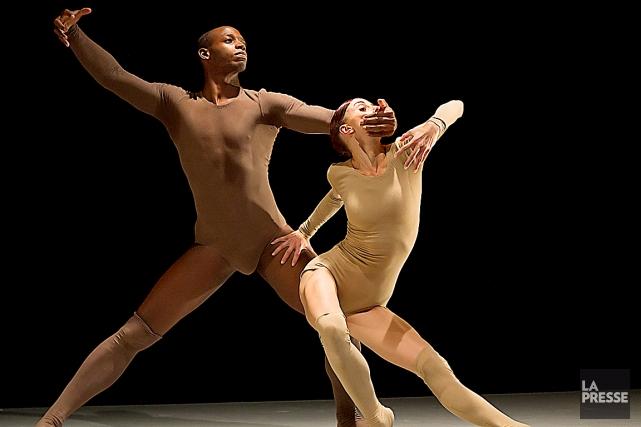 Le duo Céline Cassone et Alfredo Garcia Gonzalez... (Photo Liberamaedia, John Hall)