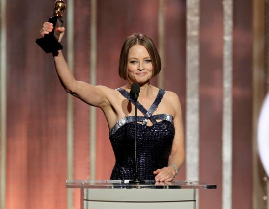 Au lendemain du discours de Jodie Foster aux... (Associated Press)