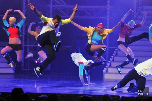 Le spectacle de variétés Ecce Mundo, qui a fait relâche en 2012, ne reviendra... (Photo Sylvain Dufour)
