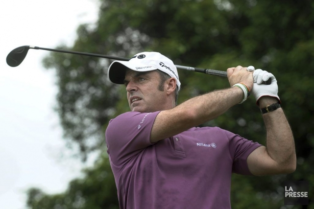 Paul McGinley... (Photo Joseph Nair, Associated Press)