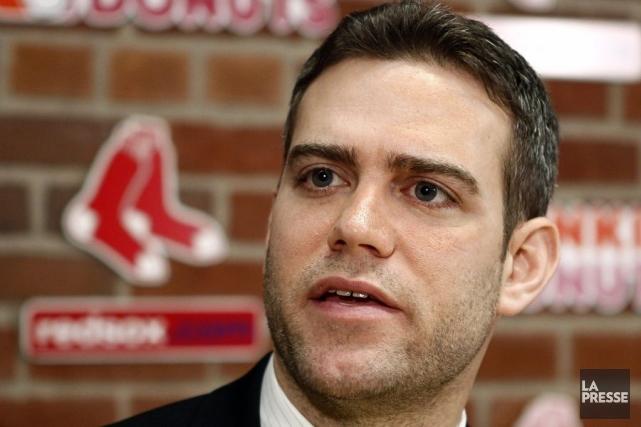 L'ex-directeur général des Red Sox de Boston, Theo... (Photo: AP)