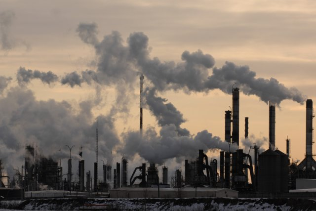 La planète a connu sa décennie la plus chaude depuis le début des relevés de... (Photo: Bernard Brault, La Presse)