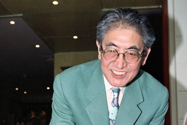 Nagisa Oshima en 1994.... (Photo: AFP)
