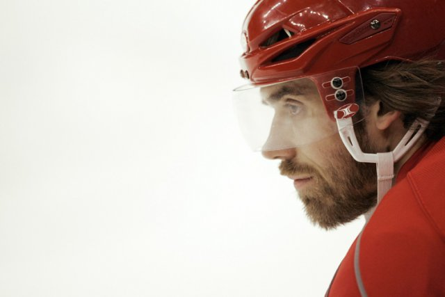 Henrik Zetterberg... (Photo: AP)