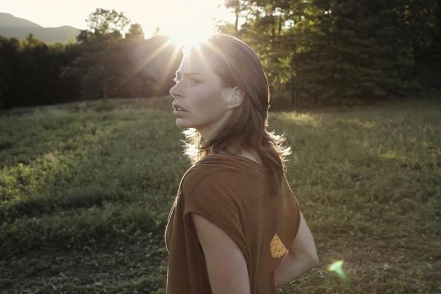 Noémie Godin-Vigneau dans Le météore de François Delisle.... (Photo: fournie par Films 53/12)