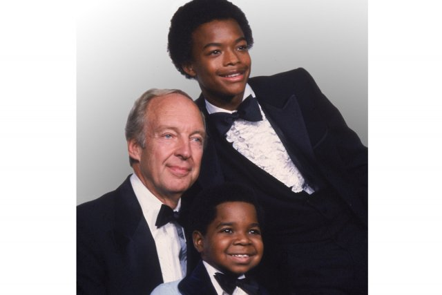 De bas en haut : Gary Coleman, Conrad... (Photo: archives AP)