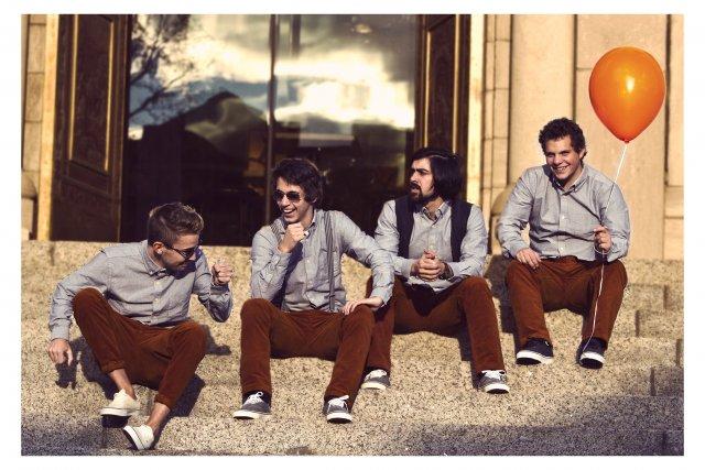 Les membres de Casabon ont du plaisir, mais... (photo District 7 Production)