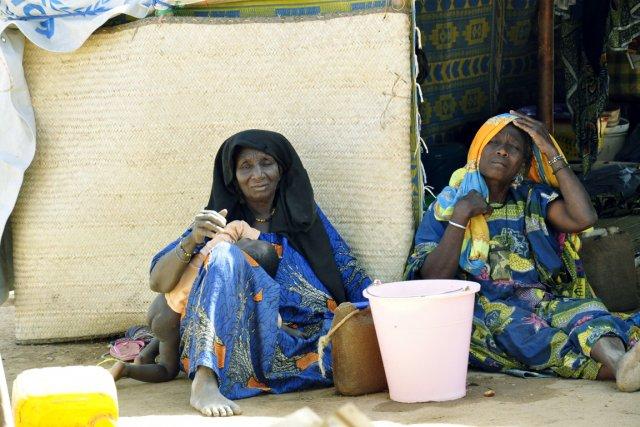 Plus de 150 000 Maliens ont fui le... (PHOTO AHMED OUOBA, ARCHIVES AFP)