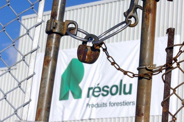 L'entente particulière entre Québec et Résolu est valide... (Photothèque Le Quotidien)