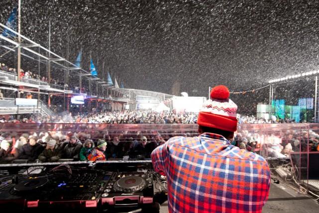 Depuis sa création, en 2007, l'Igloofest est devenu l'événement musical... (Photo: fournie par Igloofest)