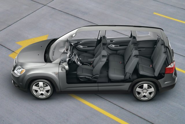 chevrolet orlando 2013 un heureux compromis chevrolet. Black Bedroom Furniture Sets. Home Design Ideas