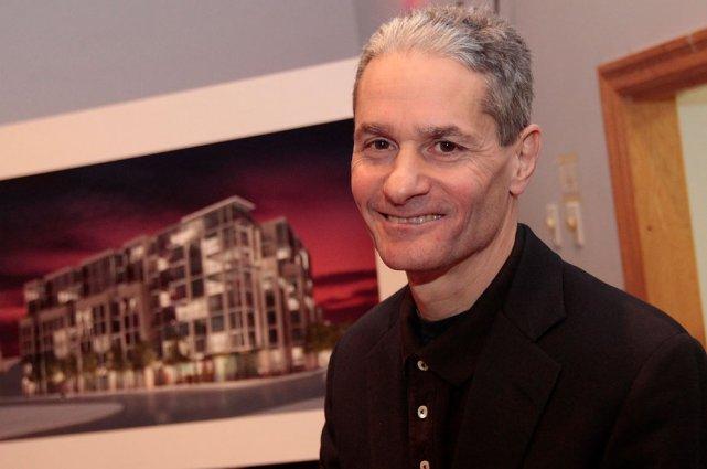 Le président de l'Association communautaire de l'arrondissement New... (Étienne Ranger, LeDroit)