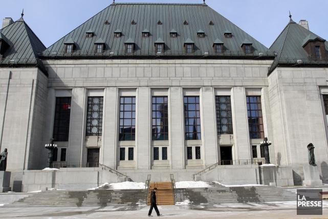 Le test de la Cour suprême repose sur... (Archives La Presse)