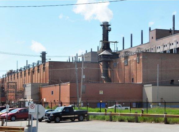 Rio Tinto Alcan (RTA) ne peut garantir actuellement l'exploitation de l'usine... (Photo archives)